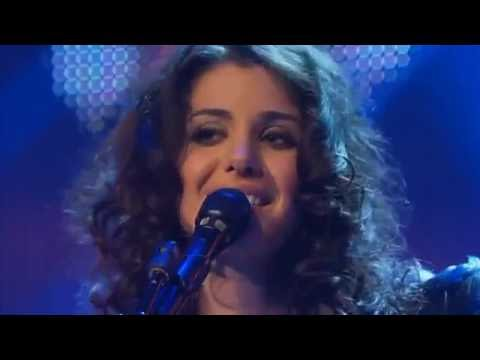 Katie Melua - Nine Million Bicycles (live)