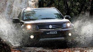 Suzuki grand vitara внедорожник - классный тест-драйв!  Suzuki Grand Vitara