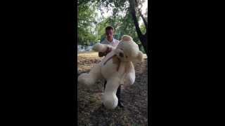Большие плюшевые мишки и медведи в Уфе(, 2013-07-06T23:16:57.000Z)