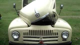 RARE TRUCK - '51 INTERNATIONAL HARVESTER
