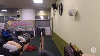 Prière à la Grande Mosquée de Québec
