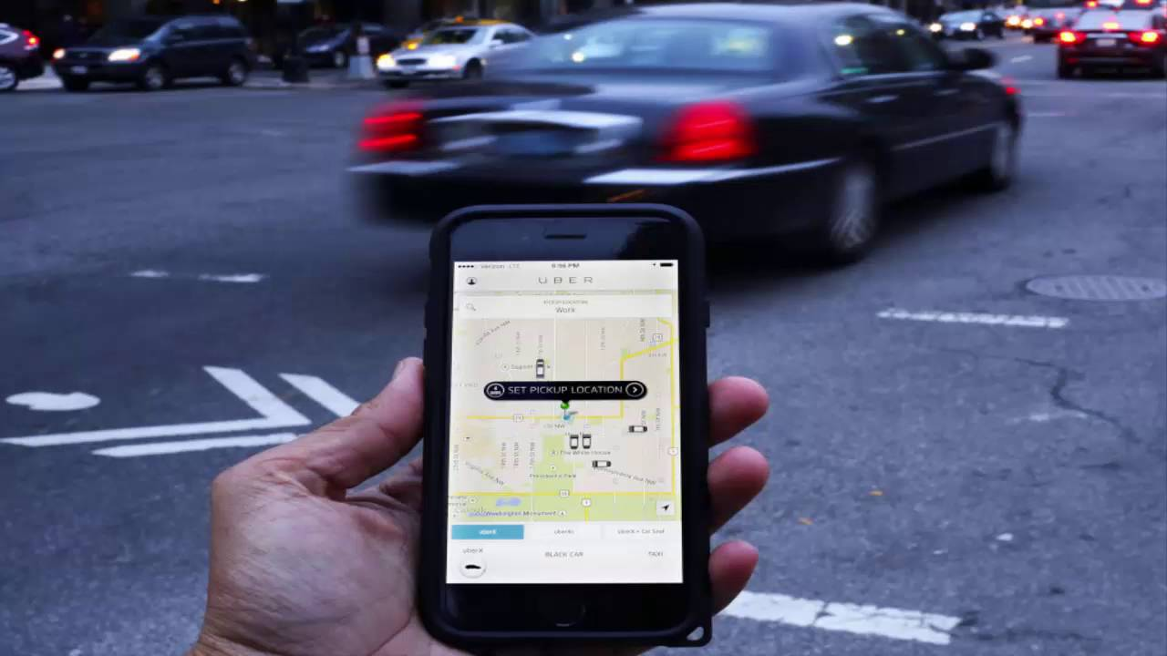 Uber sued over lack of wheelchair-accessible cars in DC