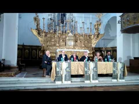Presentazione Guida Museo Diocesano Manfredonia Angelo Riccardi 5 4 17