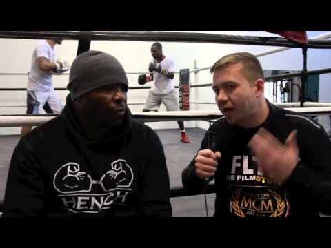 'IT'S OUR TURN TO GET REVENGE ON TYSON FURY & WATCH US DO IT!' - SAYS TRAINER DON CHARLES
