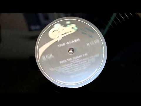 "The Clash -Rock The Casbah (7"" Version Club Mix)"
