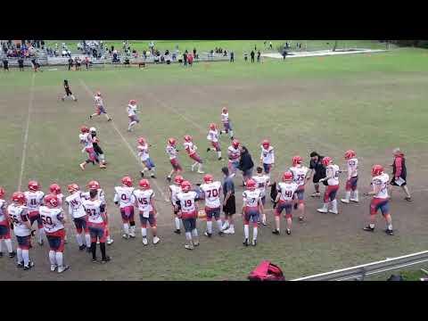 U14 South Sask Selects vs Alamo City Red Raiders