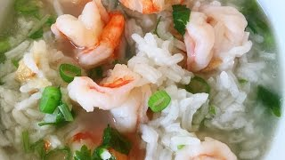 Soup Recipes : Rice Soup with Shrimp Recipe