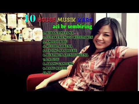 House Musik Karo 2018 I ACI Sembiring