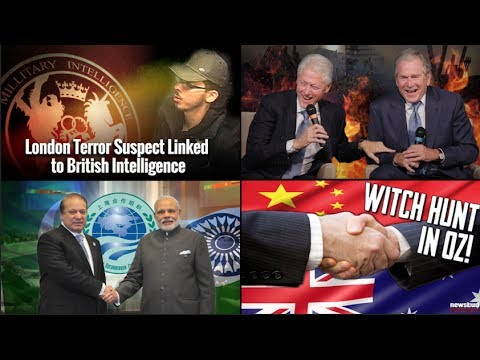 From The Psychopaths In The American Government To The Western Intelligence Terror Nexus
