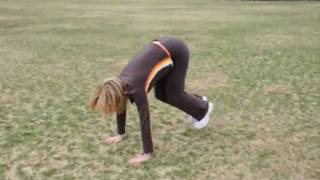 Burpee with Tuck Jump - Cardio and Core Exercise