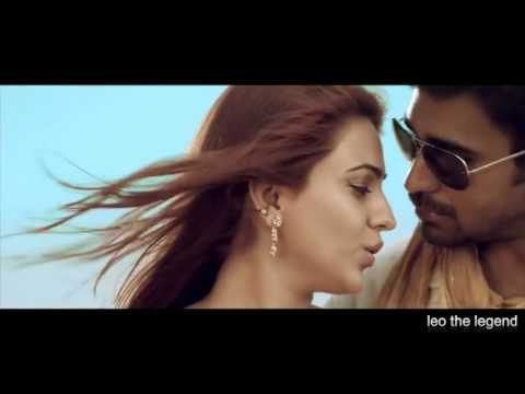 ninnu chusi naa madhi:movie saleem edited by leo