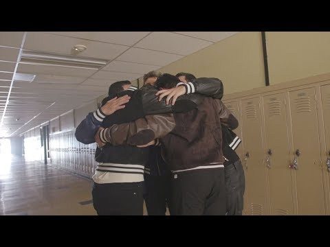 New Kids On The Block - Boys In The Band (Boy Band Anthem) (Behind the Scenes)