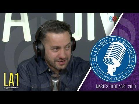 #LA1 - ¡México, Bronco e impune! - La Radio de la República - @ChumelTorrres