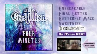 Crestillion - Disharmony [OFFICIAL AUDIO]