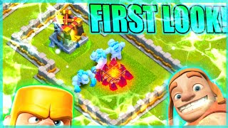 NEW TROOP GAMEPLAY! | NEW ICE GOLEM! | ALL ICE GOLEM ATTACK! | Clash of Clans UPDATE! |