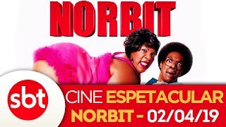 [Chamada] Cine Espetacular - 'Norbit' - Terça   SBT (02/04/2019)