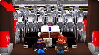 💀Как мы вообще выжили? [ЧАСТЬ 6] Чужие в майнкрафт! - (Minecraft - Сериал)