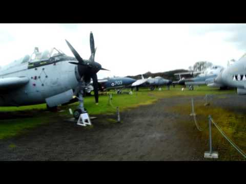 A Journey through time, Trip to Midland Air Museum with Coventry University