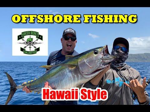 Offshore Fishing Oahu Hawaii