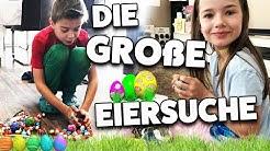 Die große EIERSUCHE - OSTERN 2019 mit Lulu und Leon - Family and Fun