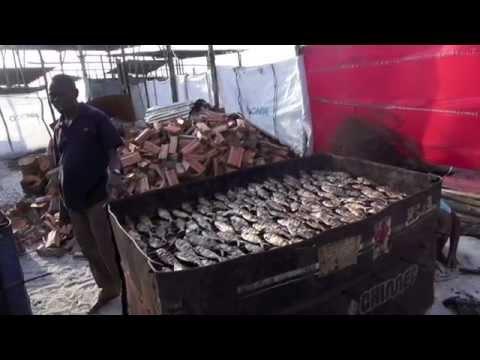 Village des pêcheurs (Pointe Noire - Congo)