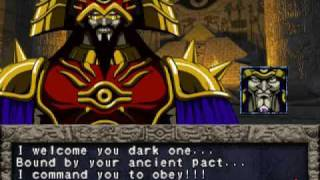 Yu Gi Oh Forbidden Memories: vs Darknite y Nitemare