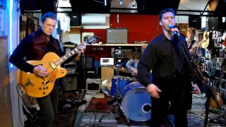 Blues Shuffle Band   Learn to treat me right 2015