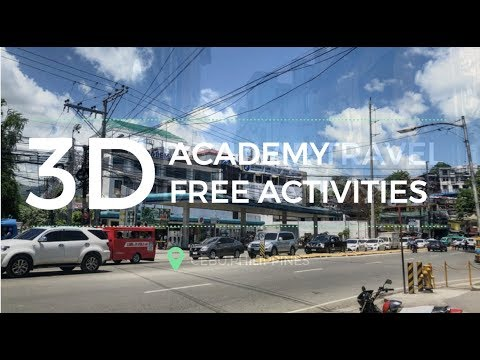 Study English in Cebu, Philippines - 3D ACADEMY【School free Activities 】