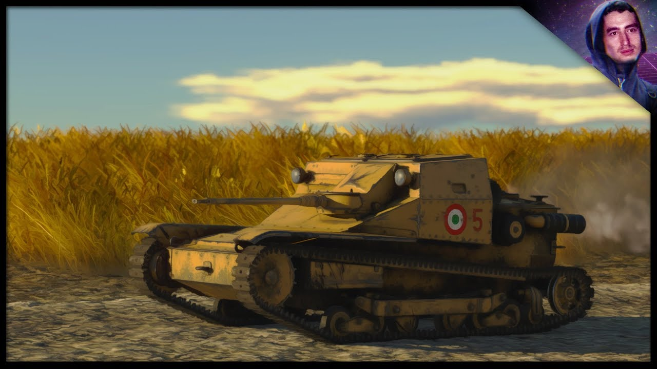 italian tanks war thunder