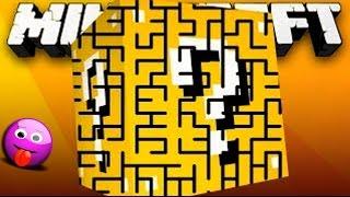 ЛАБИРИНТ С ЛАКИ БЛОКАМИ! | Minecraft Мини-Игры