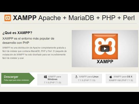 Configurar virtual host xampp laravel