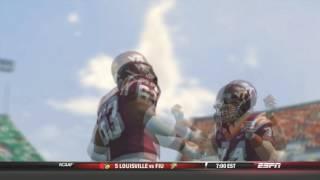 NCAA Football-Toughest Game Of The Season!Facing Virginia Tech Hokies!NCAA Football Dynasty Gameplay