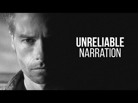 POE AND NOLAN: UNRELIABLE NARRATOR | Through The Glass