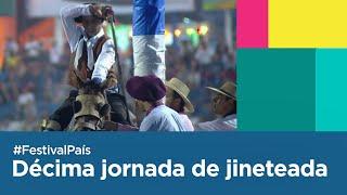 Décima jornada de jineteada (1/2) en el Festival de Jesús María 2020 | Festival País