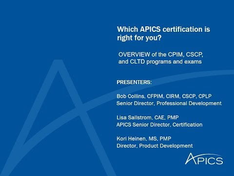 Which Certification is Right for You?