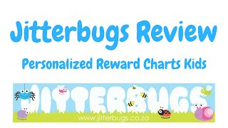 Personalized Reward Charts Kids – Jitterbugs Review
