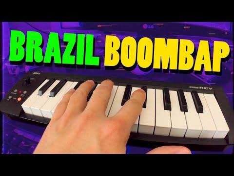 Making of the Beat - Brazilian sample