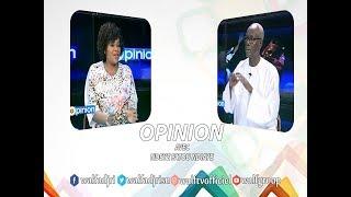 REPLAY OPINION avec NDEYE FATOU NDIAYE