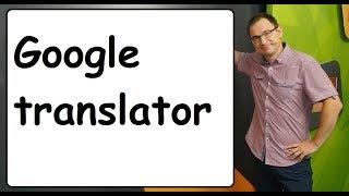 Jak tłumaczy Google translator? - język niemiecki - gerlic.pl