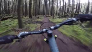Remy Metailler - Gopro Karma Trail ride in Squamish