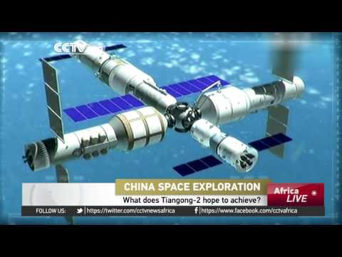 China Space Exploration: Tiangong-2 will reach orbit in 585 seconds