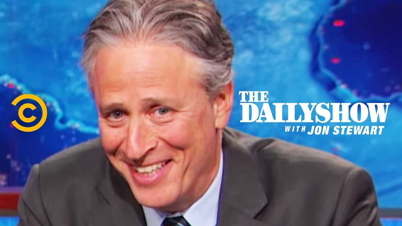 Jon Stewart Goes Nuclear on Mitch McConnell Over 9/11 Bill