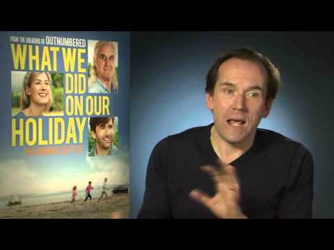 Interview: Ben Miller For 'What We Did On Our Holiday'