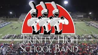 2016-09-23 - THS Band - Trinity vs Lewisville