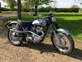 Norbsa Cruiser Custom/Flat Tracker Special 1959 for Sale