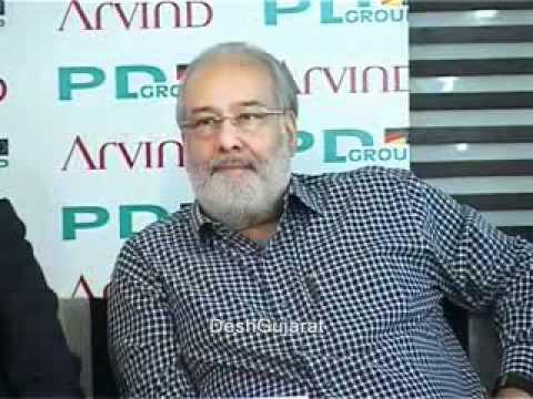 Arvind Ltd India and PD Fiber Glass Group join hands.flv