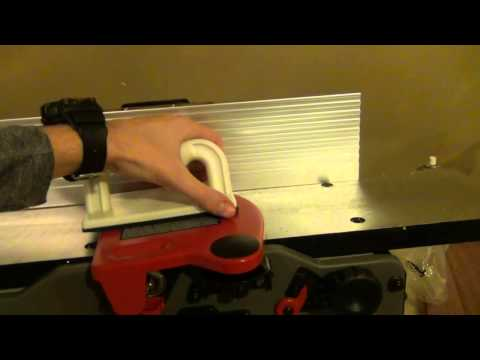 """Porter Cable 6"""" Benchtop Jointer Unboxing/Initial Review"""