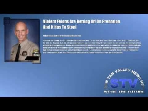 Sheriff Paul On Violent Criminals Coming To Pinal County and Going Free - San Tan Valley News