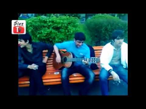 Армянский блотняк на гитаре
