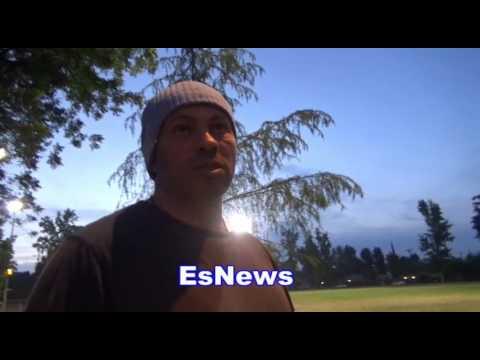16 Year Old Boxing Prodigy David Kaminsky Strength & Condioning Drills EsNews Boxing